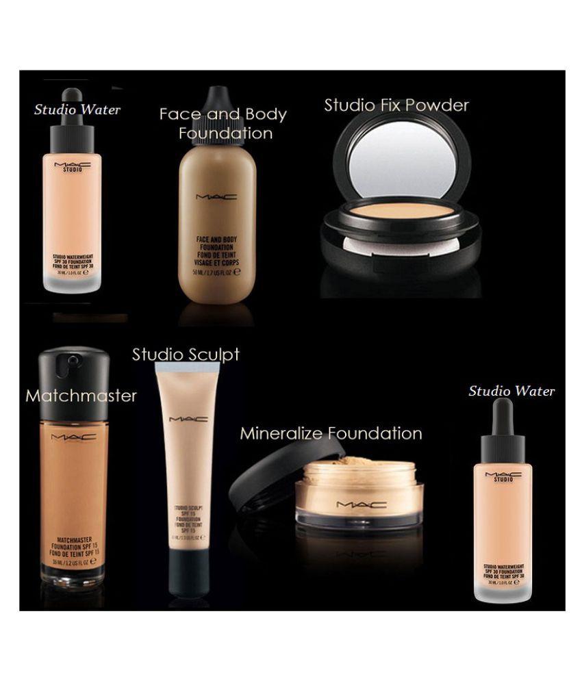 Professional Kit Mac Makeup Combo