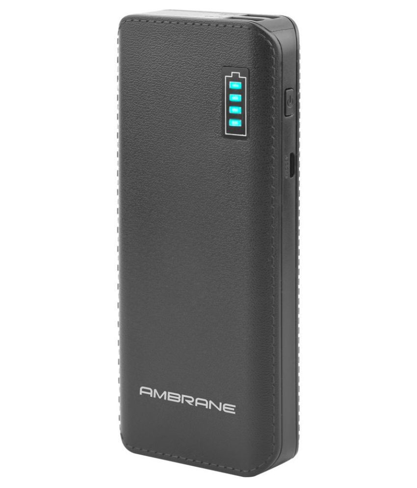Buy Ambrane P-1133 12500 mAh Power Bank