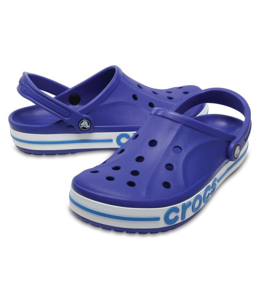 eafc6ac0e Crocs Blue Floater Sandals - Buy Crocs Blue Floater Sandals Online ...