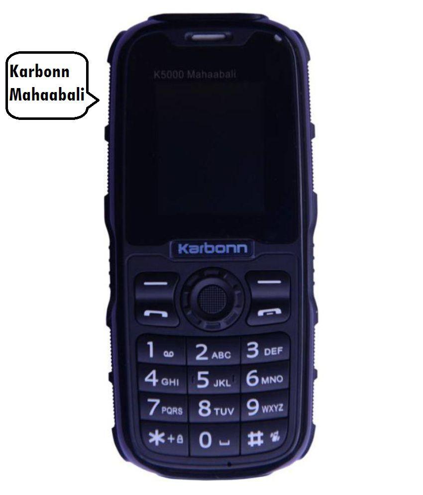 Karbonn Mahaabali K5000