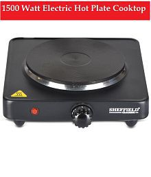 Sheffield Classic 1500 Watt Electric Hot Plate Cook Top