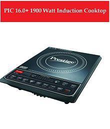 Prestige PIC 16.0+ 1900 Watt Induction Cooktop