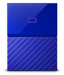 WD MY PASSPORT 4 TB USB 3.0 Blue