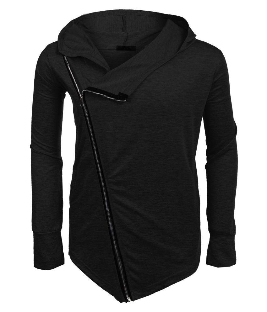 Generic Black Cotton Jersey
