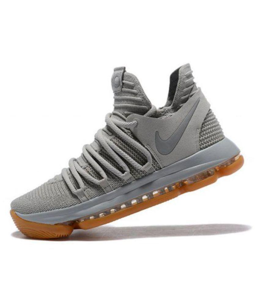 kopen Zoom Grijs Basketbalschoenen Kdx Nike dzAwqIq