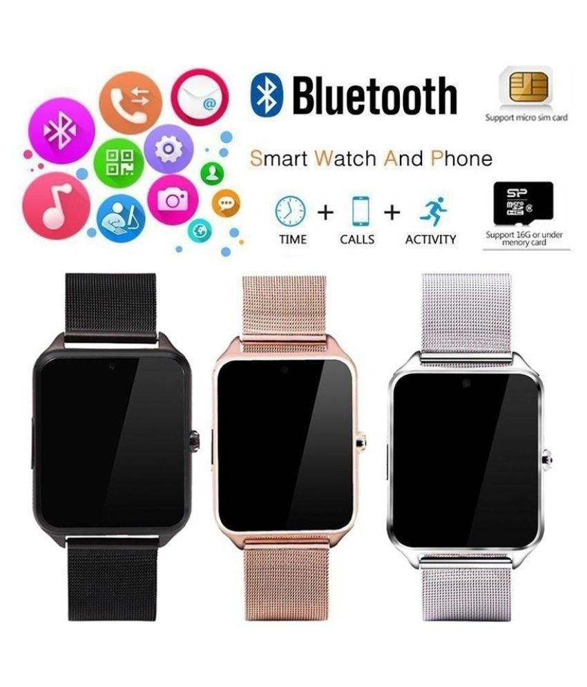 ZXG Smart Watches with Touch Screen  Smart Watches
