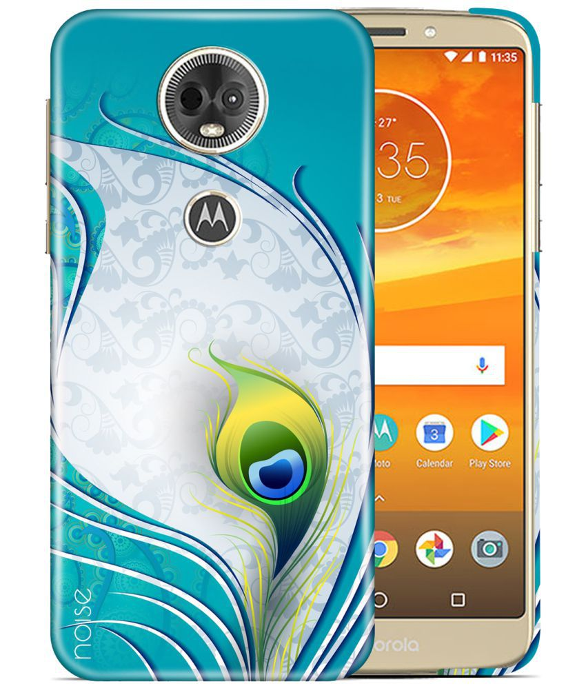 Motorola Moto E5 Plus Printed Cover By Noise