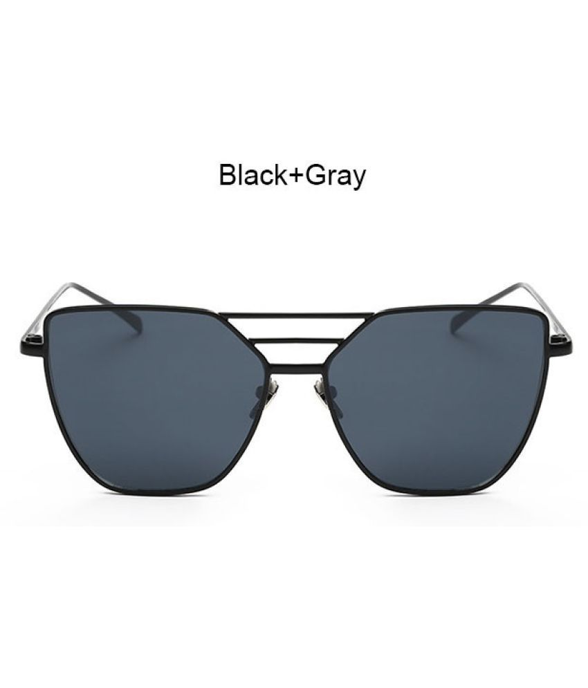 Swagger New Unisex Flat Mirror Top Rose Gold Men Women Mirror Sunglasses Fashion Brand Designer Cool Uv 400 Sun Glasses