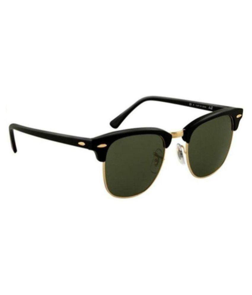 Swag Green Wayfarer Sunglasses ( ht1011 )