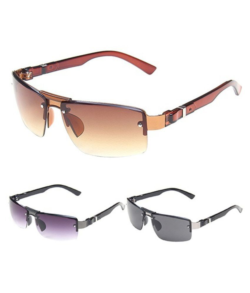 Swagger New Hot Men's Shades Travel Driving Fishing Sunglasses Sold by ZXG
