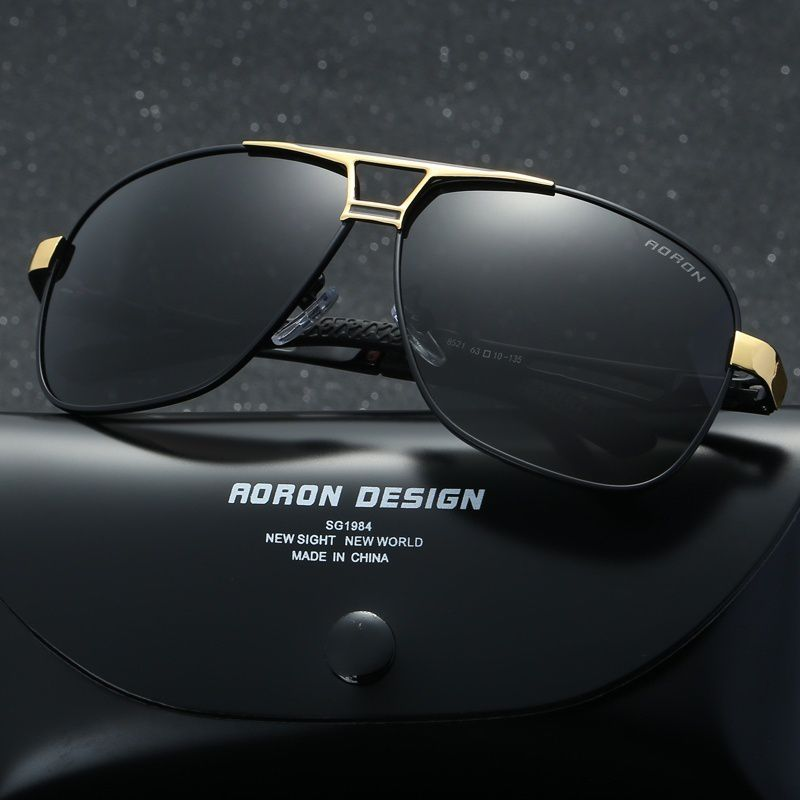 Swagger Charm Retro Cycling Sunglasses Holiday Men's Fashion UV 400 Eyewear Sold by ZXG