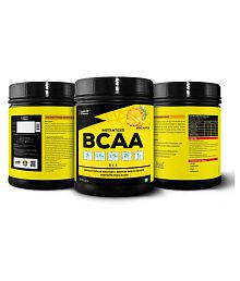 HealthVit Fitness BCAA 6000, 200g Pineapple Pre/Post Workout 200 gm