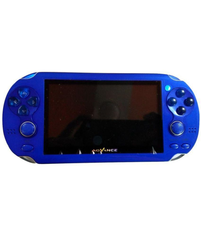 GIGAGLITZ Yes PSP 4GB Handheld Console ( Yes ) Camera with double joystick