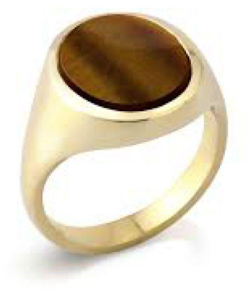Jaipur Gemstone 10k Gold Ring