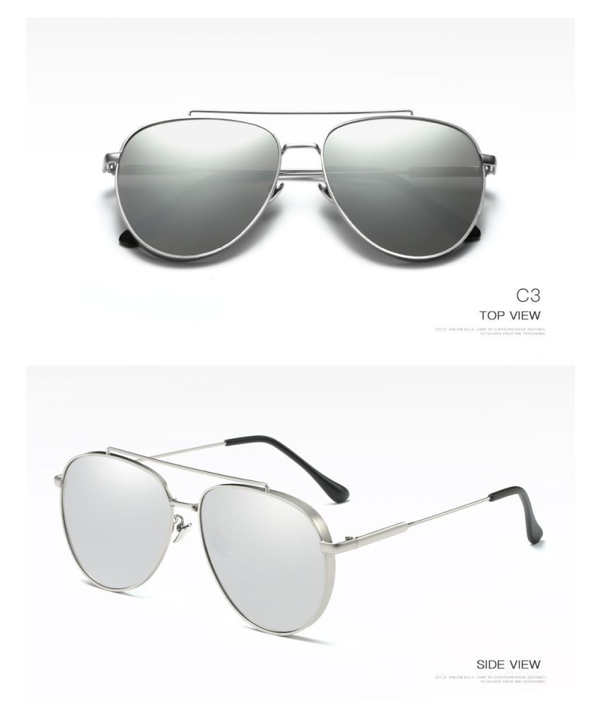Swagger 2018 Fashion Bicycle Mirrors Eyewear Mirror Lens Oculos De Sol Outdoor Driving Eyewear Sold by ZXG