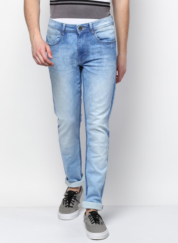 Monte Carlo Blue Skinny Jeans