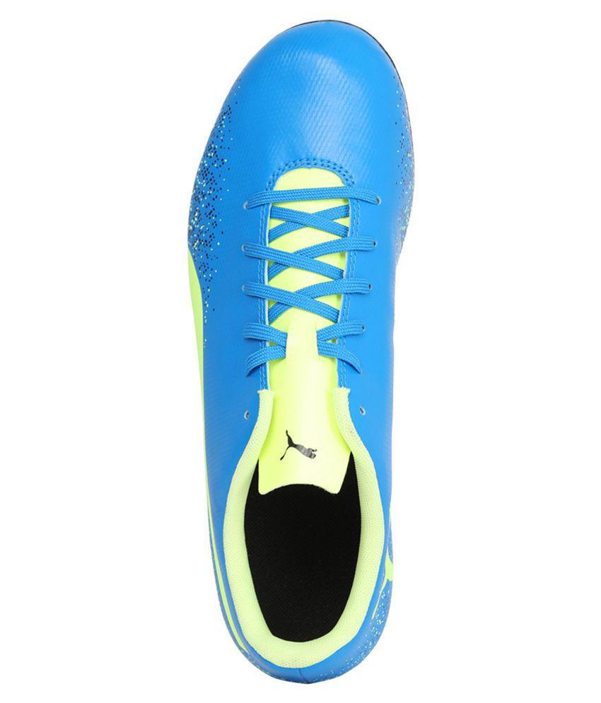 77f7fe7118ad53 Puma Truora Fg Teamsports Blue Football Shoes - Buy Puma Truora Fg ...