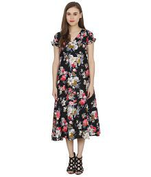 1ce0b350a5 Black Dress  Buy black dress Online at Best Prices in India - Snapdeal