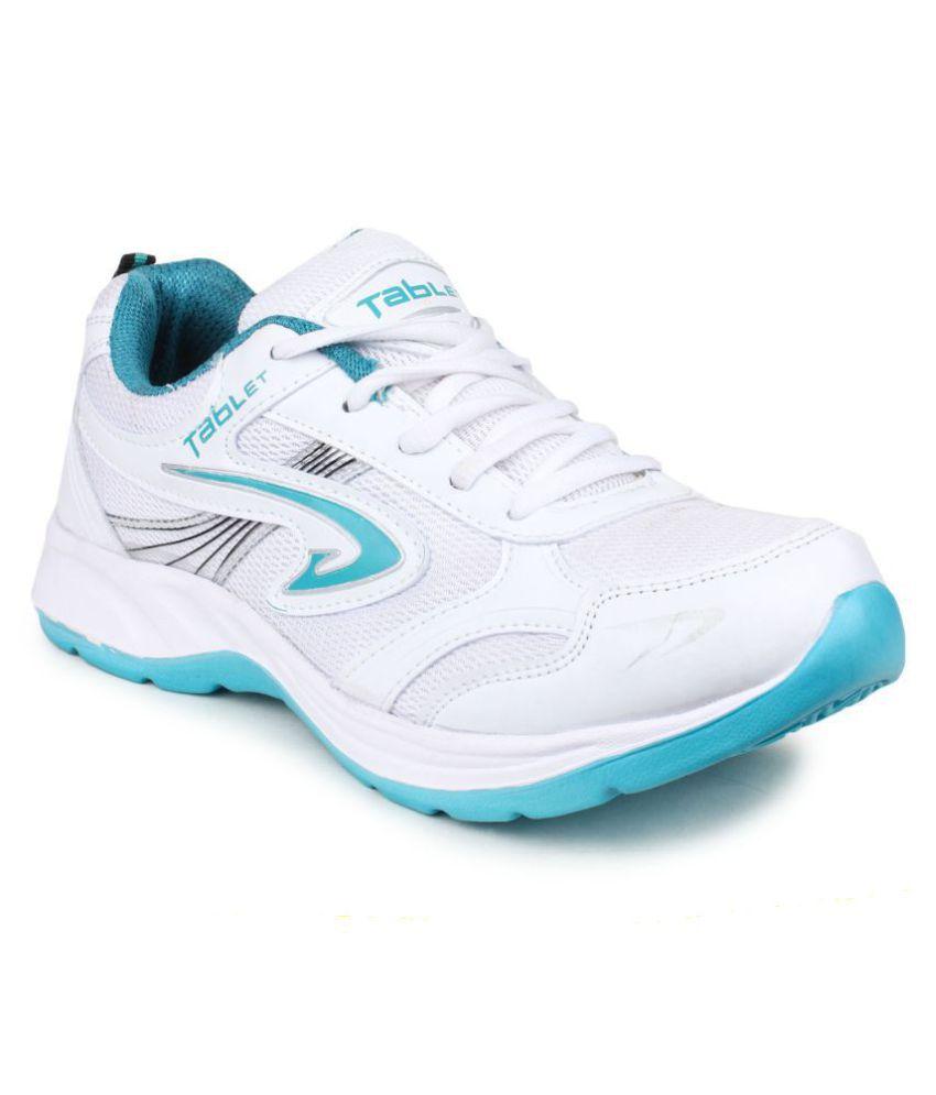 Columbus Turquoise Training Shoes