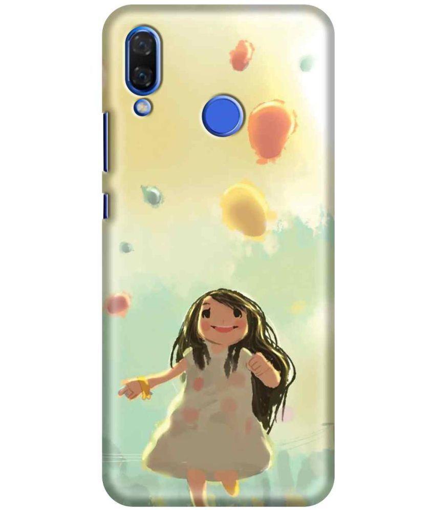 Huawei Nova 3 Printed Cover By Zapcase