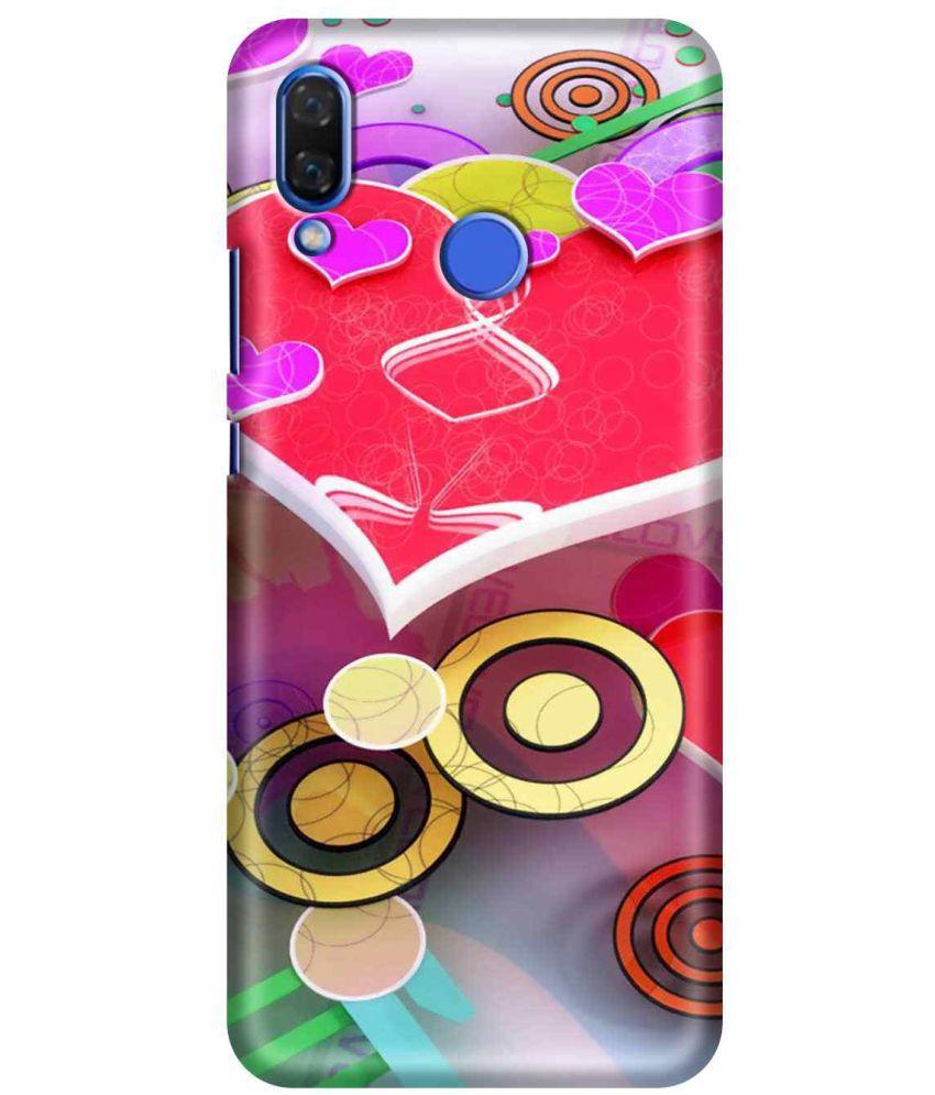 Huawei Nova 3 Designer Sticker By Swagmycase
