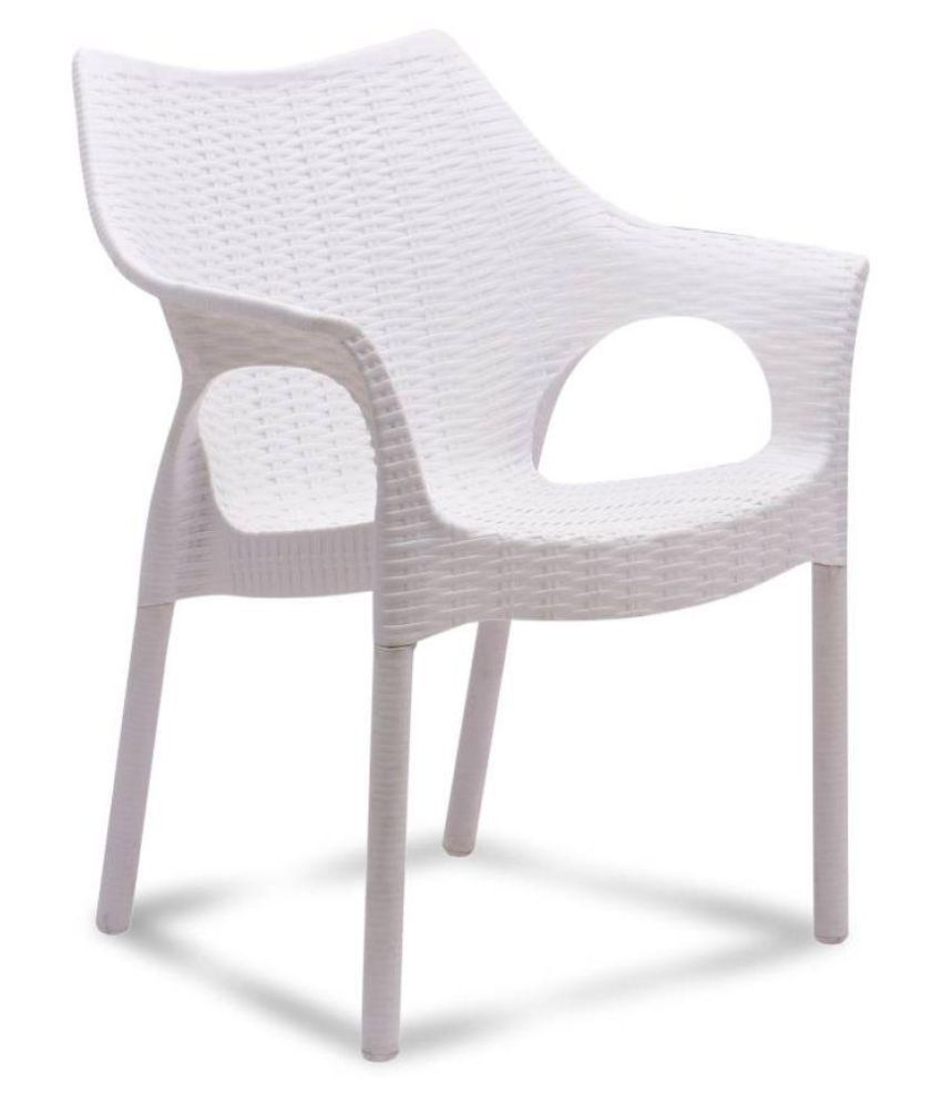 supreme cambridge plastic outdoor chair buy supreme cambridge rh snapdeal com