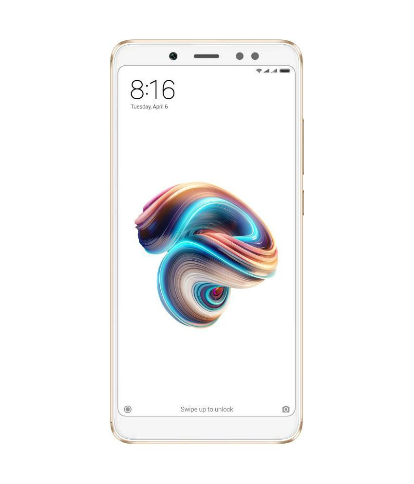 Redmi Note 5 Pro (64GB, 4GB RAM) - with Accessories