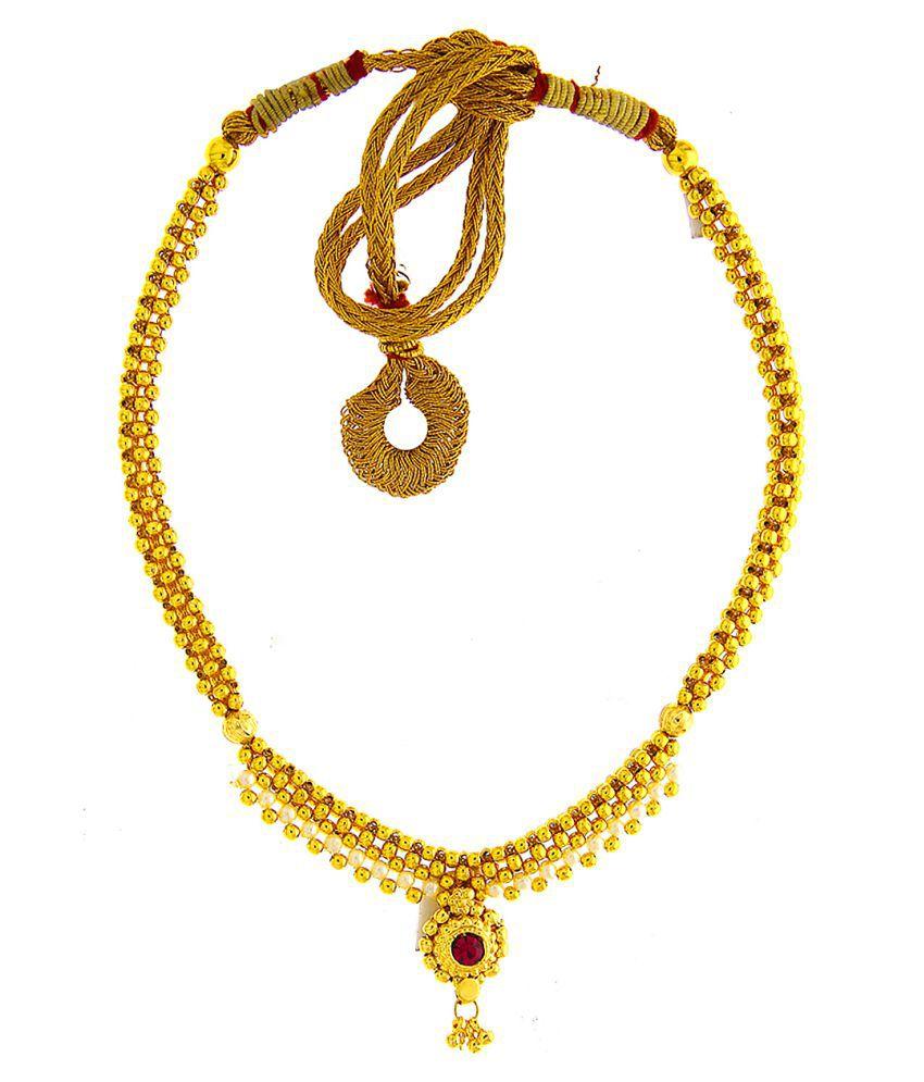 Anuradha Art Necklace