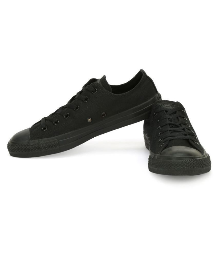 db32fa14e854 Converse 150764C Sneakers Black Casual Shoes Converse 150764C Sneakers Black  Casual Shoes ...