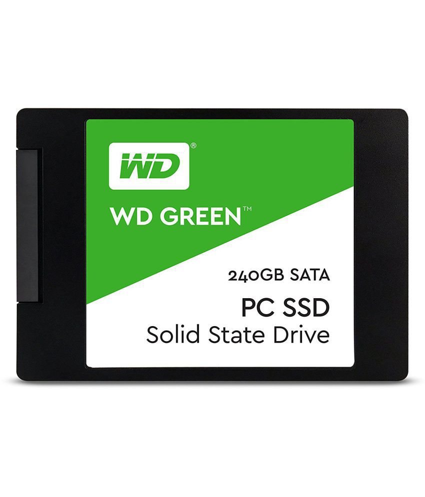 WD WDS240G1G0A 240 GB SSD Internal Hard drive