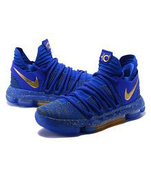 65fb2352755 Quick View. Nike 2018 KD10 Blue Basketball Shoes