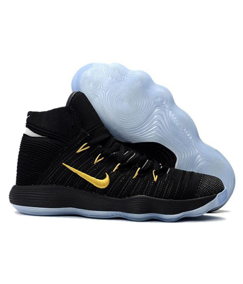 Nike hyperdunk 2017 Black Basketball Shoes ...