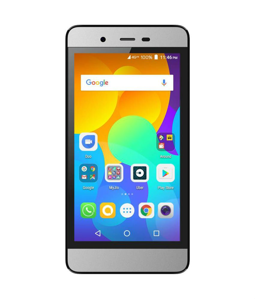 micromax vdeo 2 8gb 1gb ram 4g volte mobile phones online at rh snapdeal com