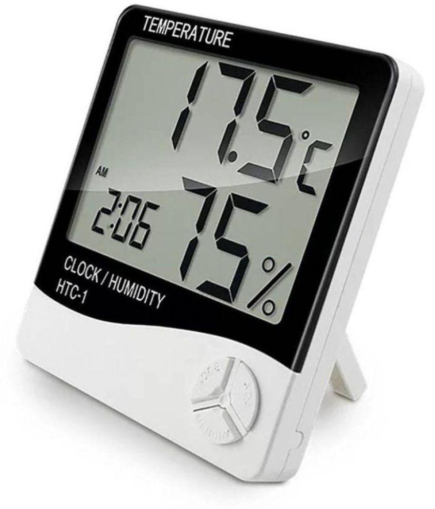 Ibs Digital Alarm Clock - Pack of 1