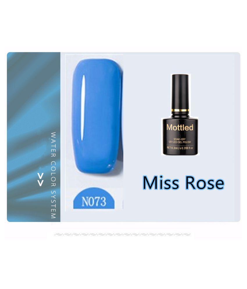 Miss Rose Nail Polish N073 As Picure Glossy 35g gm