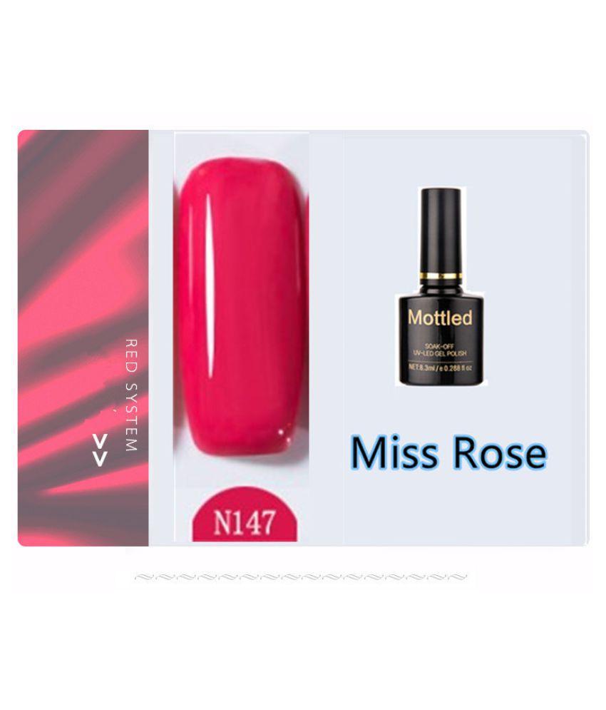 Miss Rose Nail Polish N147 As Picure Glossy 35g gm