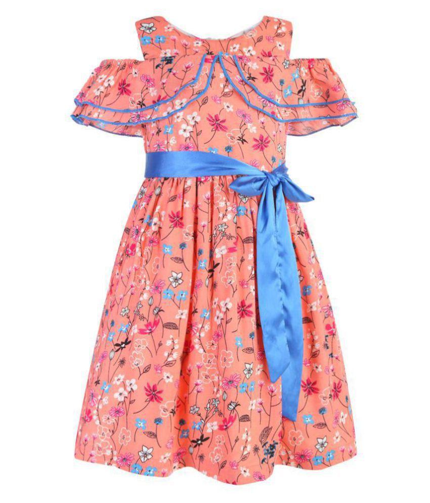 a684b027c12b0 Stylo Bug Kids Dress