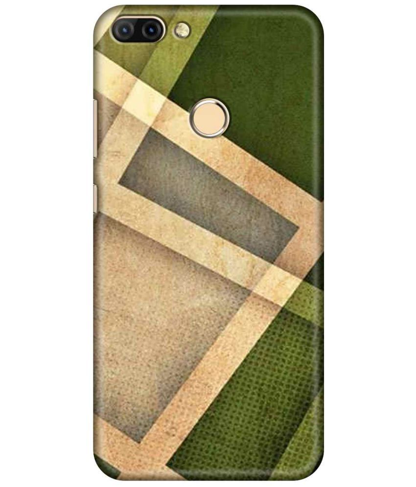 Infinix Hot 6Pro Printed Cover By Zapcase