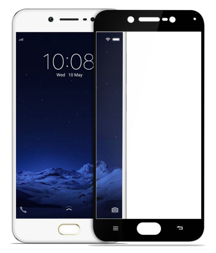 Vivo Y69 5D Tempered Screen Guard By CrackerDeal