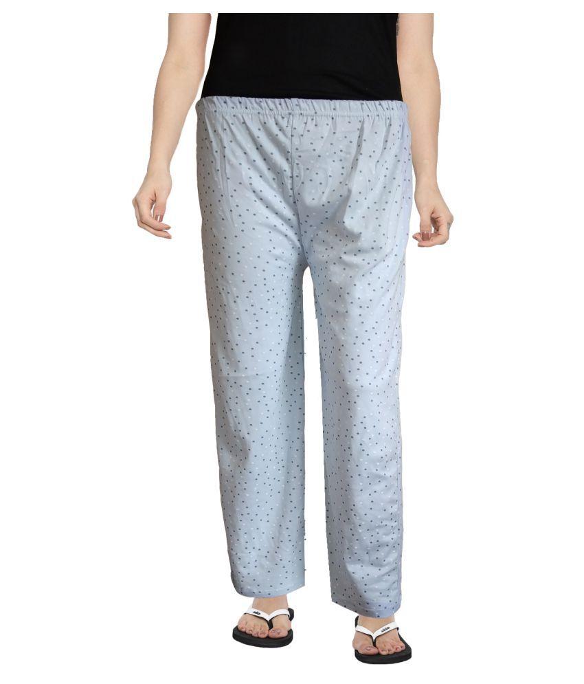 Uniq Cotton Pajamas - Blue