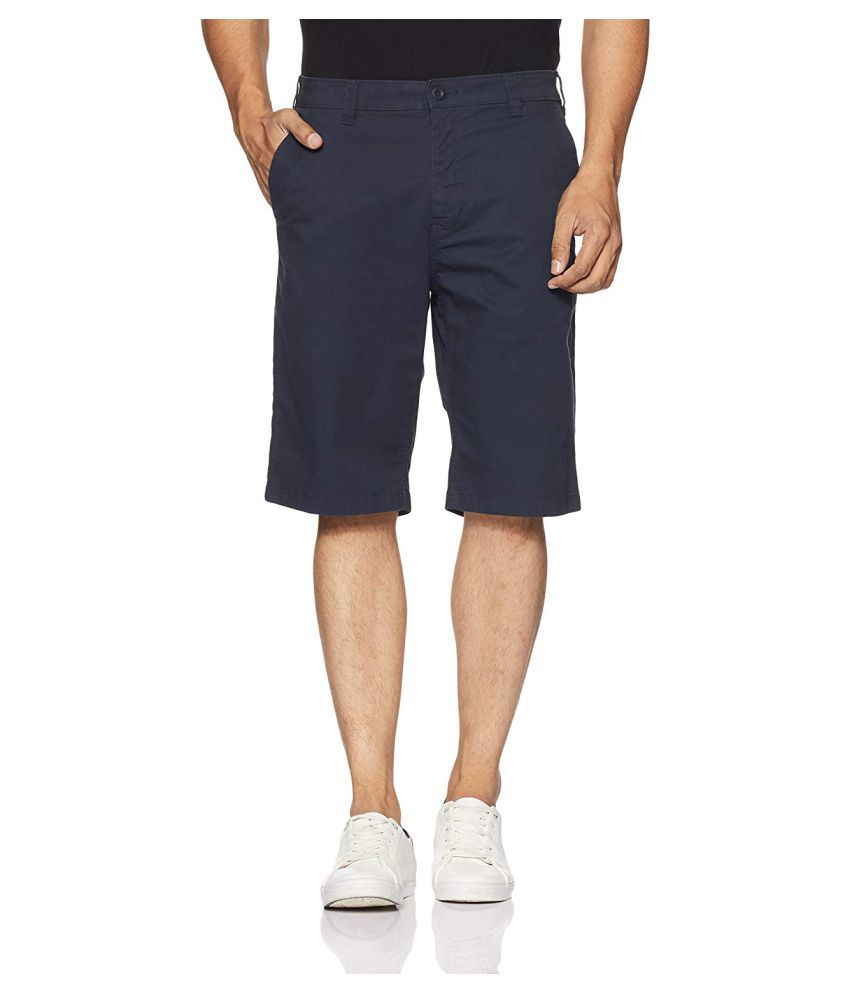 SHOPOLINE Blue Shorts