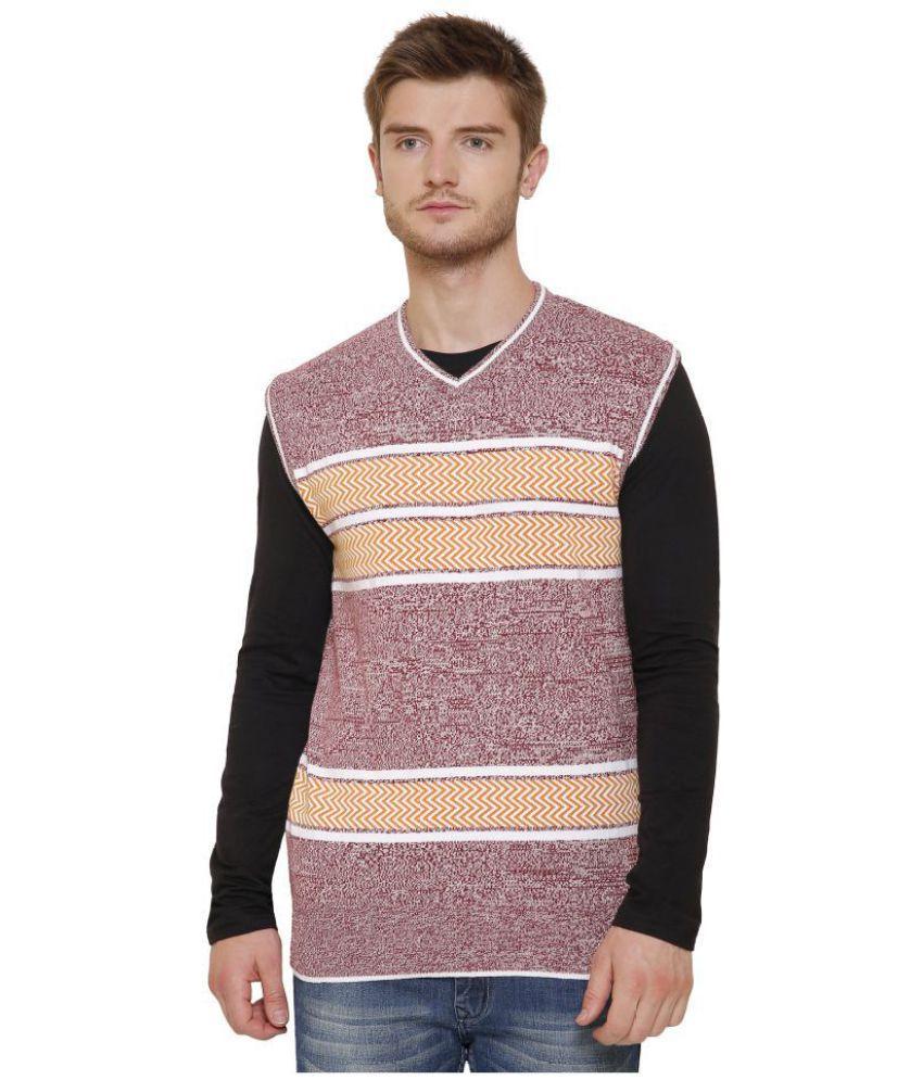 Maggivox Multi V Neck Sweater