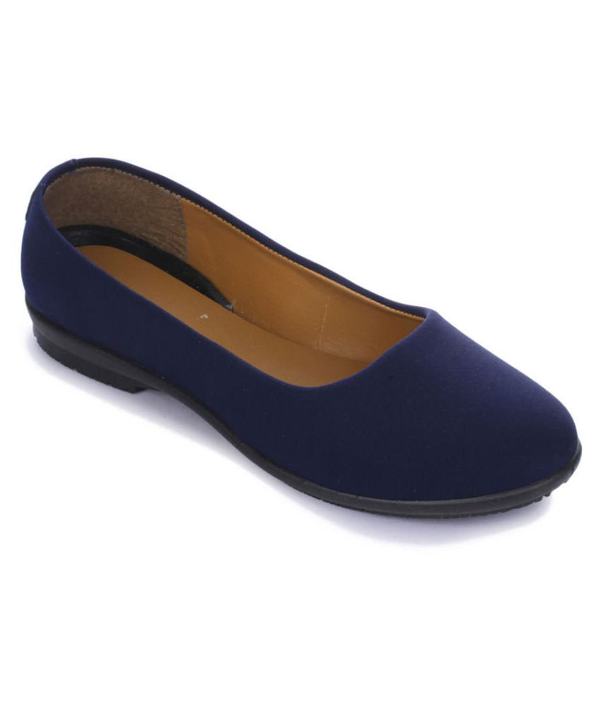 Gliders By Liberty Navy Casual Shoes