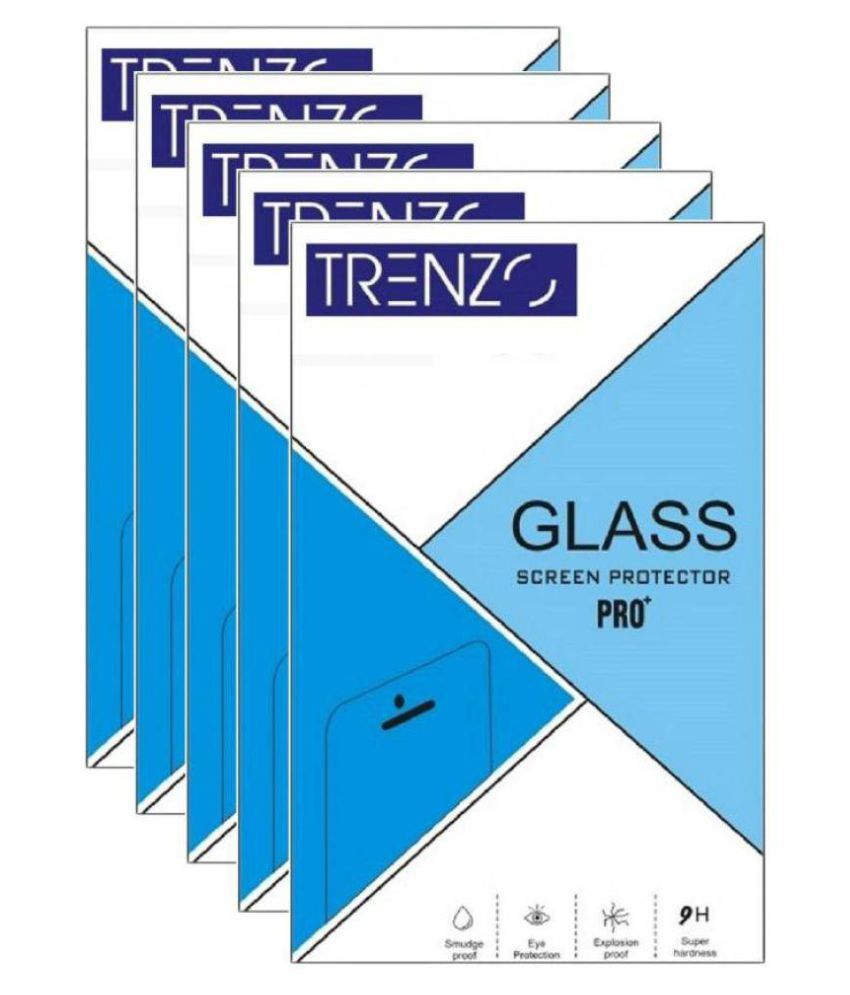 Lenovo Vibe X3 Tempered Glass Screen Guard By TRENZO