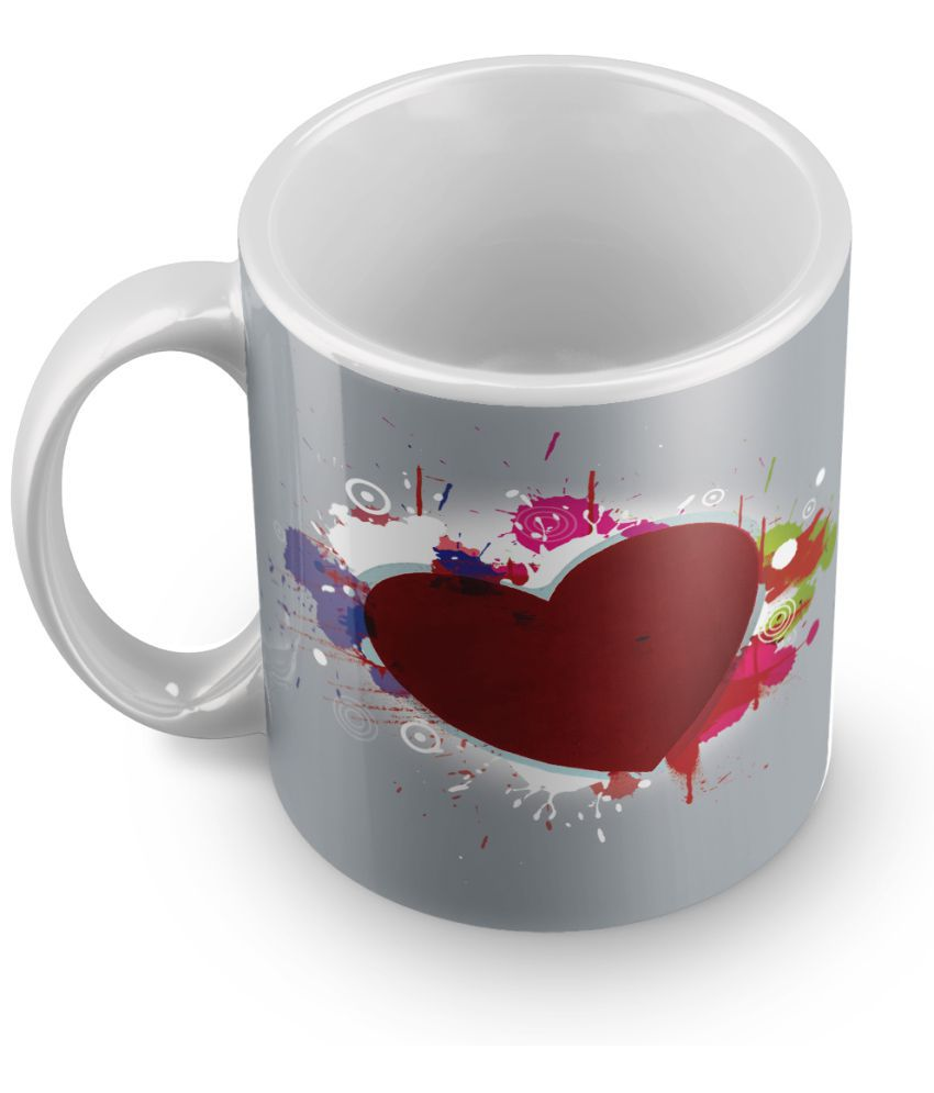 JayAmbay Ceramic Coffee Mug 1 Pcs 320 ml