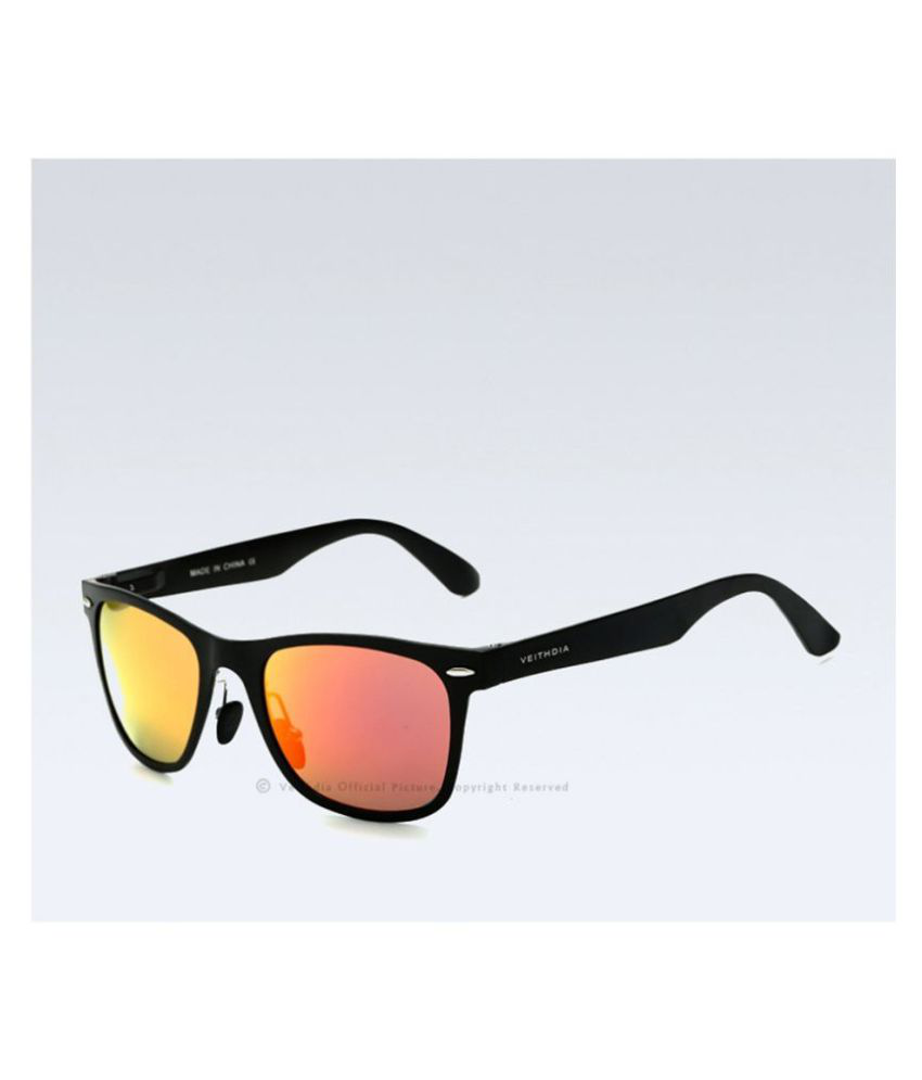ce24c2f777 VEITHDIA Red Square Sunglasses ( 2140 ) - Buy VEITHDIA Red Square Sunglasses  ( 2140 ) Online at Low Price - Snapdeal