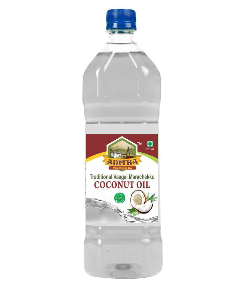 Aditha Coconut Oil 500 mL