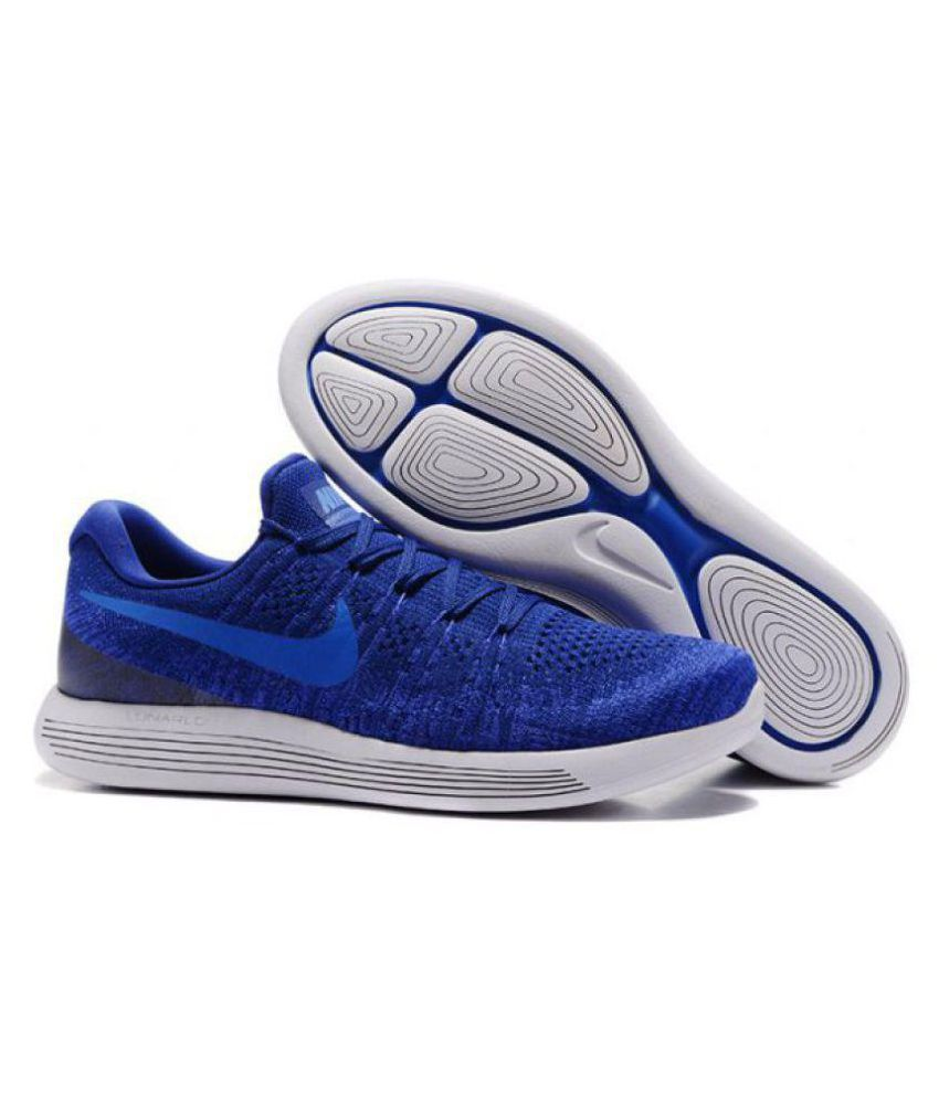 super popular 87e38 f8e89 ... where to buy nike lunar epic low flyknit 2 blue running shoes 7a302  50e3d