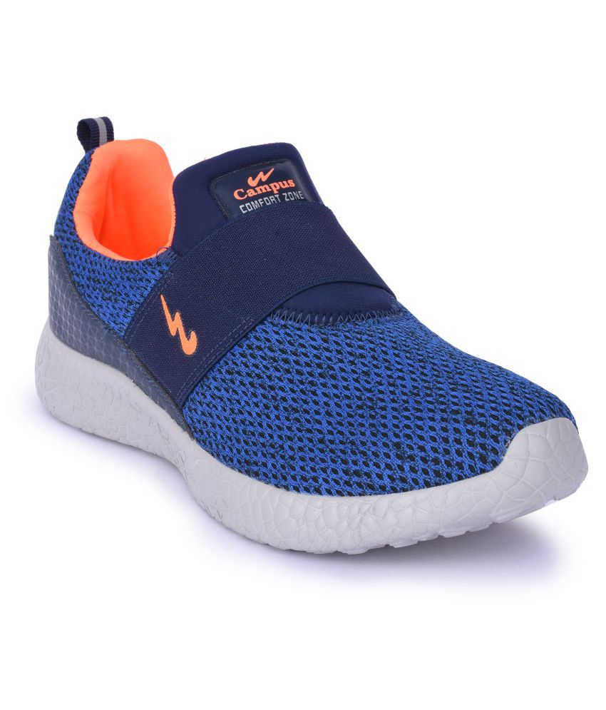 Campus WAVE-2 Lifestyle Blue Casual Shoes - Buy Campus WAVE-2 Lifestyle  Blue Casual Shoes Online at Best Prices in India on Snapdeal a147c85bb