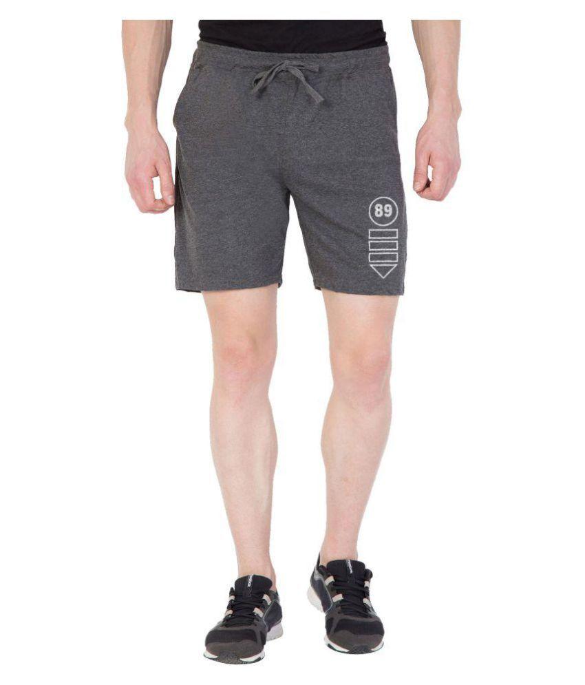 Haoser Grey Shorts